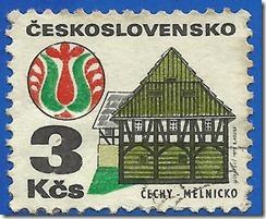 Checoslovaquia–Cechy Melniko 1
