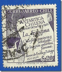 Correo Aéreo de Chile -  antartica chilena1