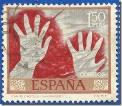 España Homenaje al Pintor Desconocido(Santnader)1