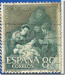 España Misterios del Santo Rosario Nacimiento de Jesus1