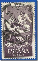 España Navidad 1961