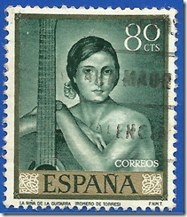 España Romero de Torres La niña de la Guitarra1