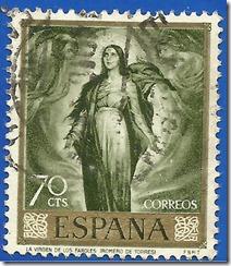 España Romero de Torres La Virgen de los Faroles1