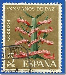 España  XXV de Paz Española Investigaciones Científicas1