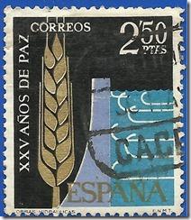 España  XXV de Paz Española Obras Hidráulicas1