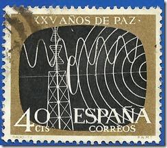España  XXV de Paz Española Radio-Tv1