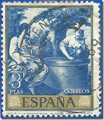 España Alonso cano Jesus y Samaritana 1969 1