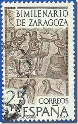 España - Bimilenario de Zaragoza Motivos1