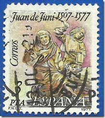 España - Centenarios Juan de Juni (1507-1577) y Santo Entierro Valladolid1