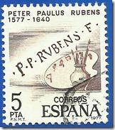 España - Centenarios Pedro Pablo Rubens (1577-1640) y Centauros y Lapitas Museo del Prado Madrid Dercha1