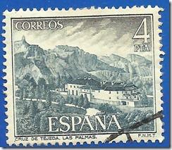 España - Serie Turística Paradores Nacionales Pdor de Cruz de Tejeda Las Palmas 1