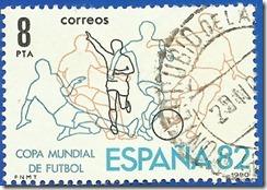 España - Campeonato mundial de fútbol Eapaña 82 1980 Copa Mundial de Futbol 1
