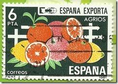 España -  España Exporta Agrios 1981 1