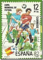 Espanha Copa Mundial de Futbol Xogadas deste deporte 1981  1