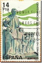 Espanha- Centiario da chegada a Espanha dos Pais Salesianos 1982