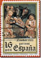 Espanha - Navidade A Natividade Tortosa Tarragona 1